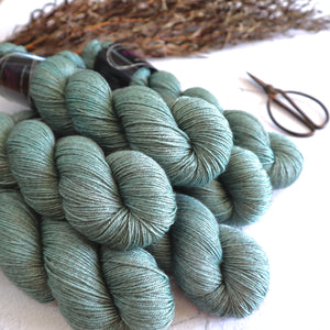 Sage Merino Silk Yak - Natural Fibre Arts