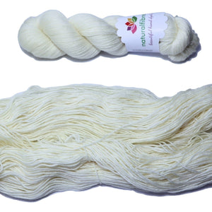 Natural Lux Sock - Natural Fibre Arts