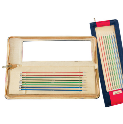 Knitpro Zing Straight Needle Set - Natural Fibre Arts