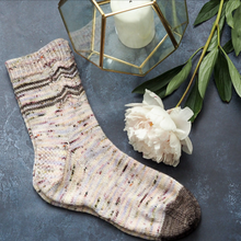 Load image into Gallery viewer, Altitude Socks by Helen Stewart