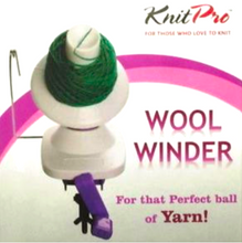 Load image into Gallery viewer, Knitpro Yarn Ball Winder - Natural Fibre Arts