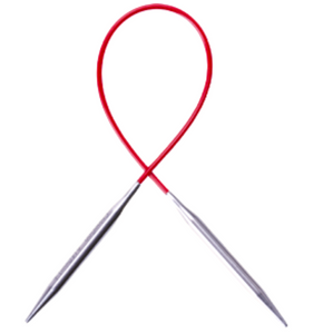 "Chiaogoo RED 9"" & 12"" Circular Needles - Natural Fibre Arts"