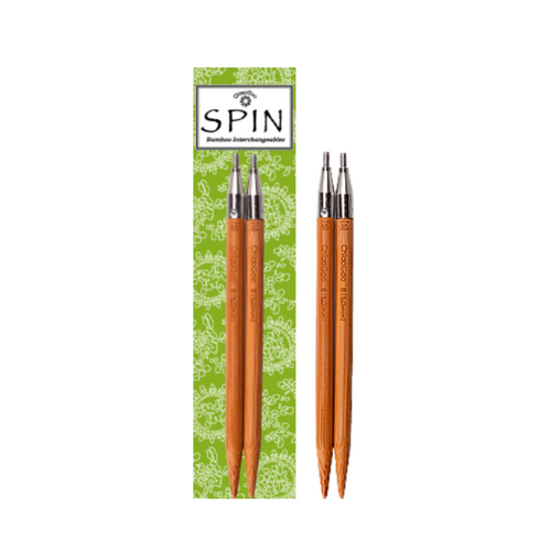ChiaoGoo Bamboo Interchangeable Needle Tips - Natural Fibre Arts