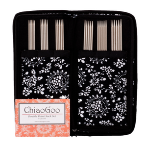 ChiaoGoo Double Points DPN Set - Natural Fibre Arts