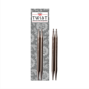 ChiaoGoo TWIST LACE Interchangeable Tips - Natural Fibre Arts