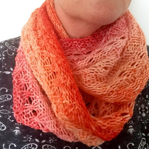 Delysia Cowl - Free Pattern - Natural Fibre Arts
