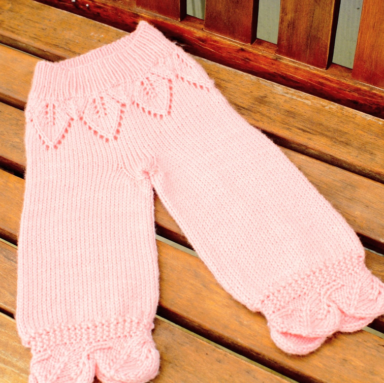 Pixie Pants Pattern - Natural Fibre Arts