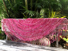Load image into Gallery viewer, Paradise Shawl Pattern - Natural Fibre Arts