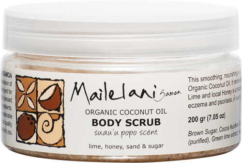 Body Scrub - Completely Coconut (200ml) - Premium Pacific