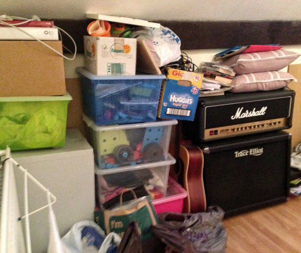 Messy Home Organise your home