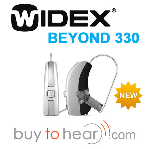 Widex - Beyond 330 (iPhone direct) Hearing Aids – BuyToHear
