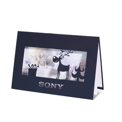 Sony Bespoke Design Christmas Card