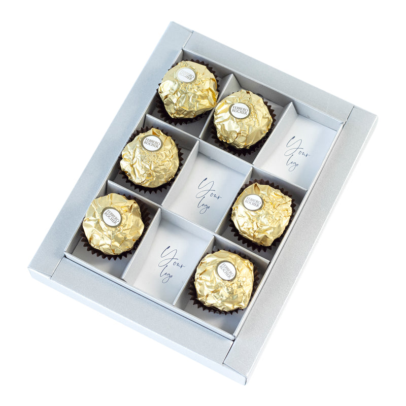 Bespoke Corporate Gifts: Unique Boxed Chocolates