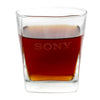 Corporate Christmas Gifts Ideas: Luxury Boxed Glasses with Your Logo & Wishes