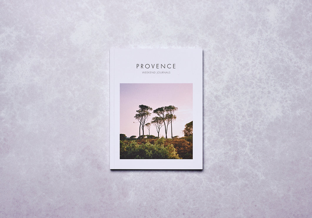 Provence by Weekend Journals