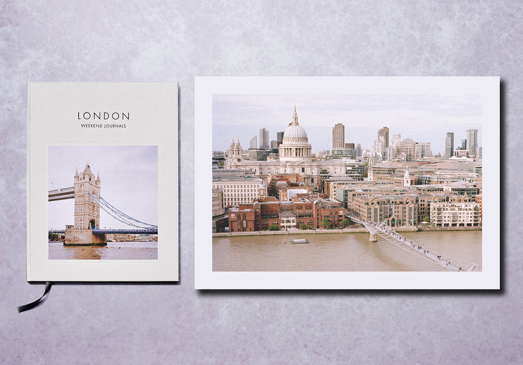 London by Weekend Journals: Giftpack