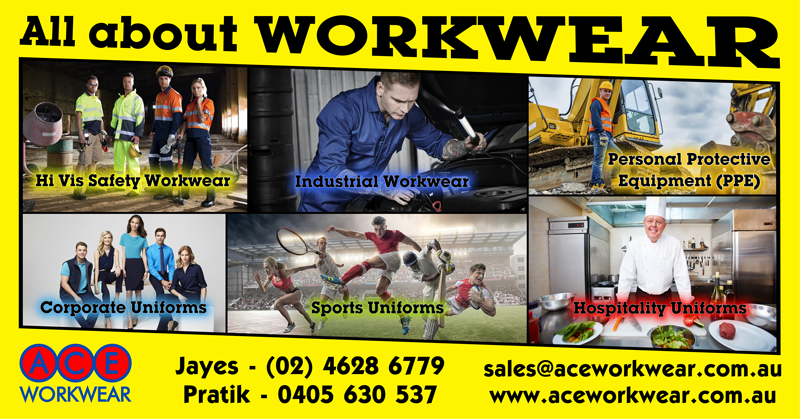 Ace Workwear Banner