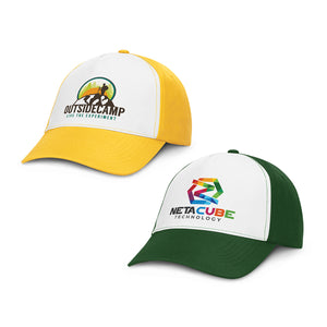 Caps with Printed Logo - Ace Workwear (4291678961798)