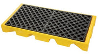 PRATT Low Profile Spill Deck 2 Drum (1086)