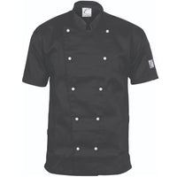 DNC's Three Way Air Flow Chef Short Sleeve Jacket - Ace Workwear