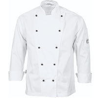 DNC's Three Way Air Flow Chef Long Sleeve Jacket - Ace Workwear