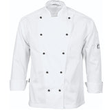 DNC Three Way Air Flow Chef Long Sleeve Jacket (1106) - Ace Workwear