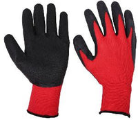 The Gripper Latex Gloves - Pack (12 Pairs) - Ace Workwear