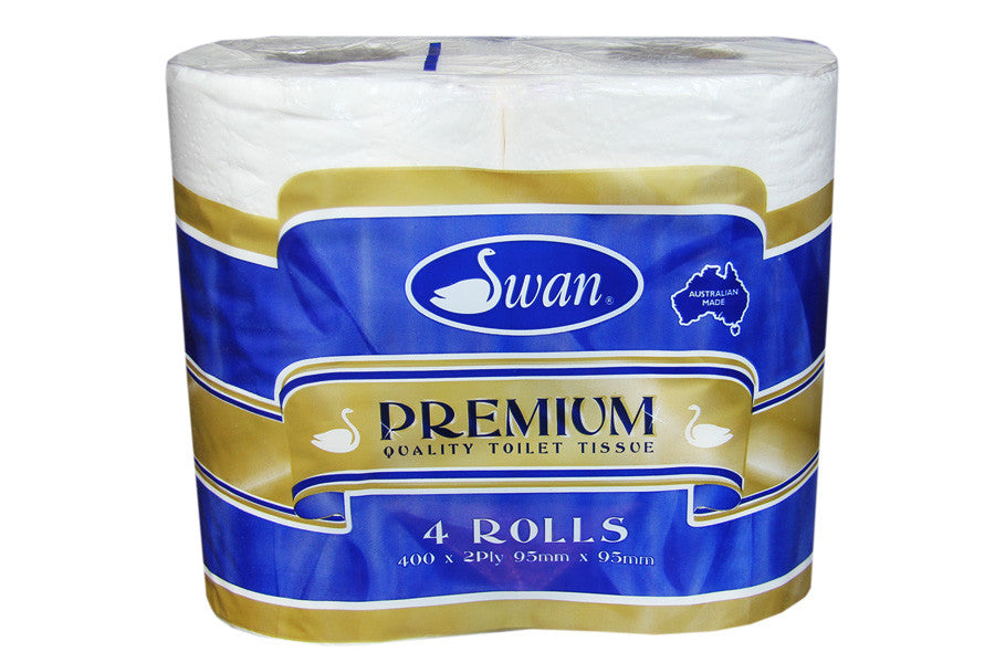 2 Ply Premium Toilet Paper - Bag (48 Rolls) - Ace Workwear