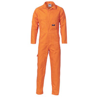 DNC Cotton Drill Coverall/Overall (3101) - Ace Workwear
