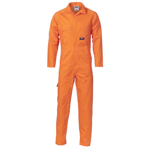 Cotton Drill Coverall/Overall (3101) - Ace Workwear