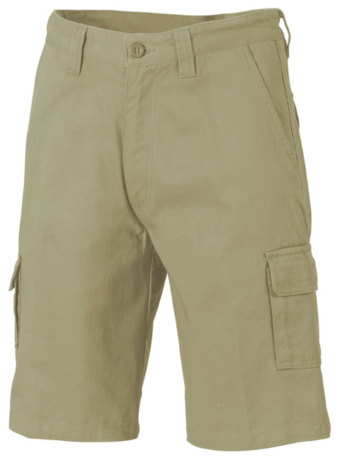DNC's Cotton Drill Cargo Shorts - Ace Workwear