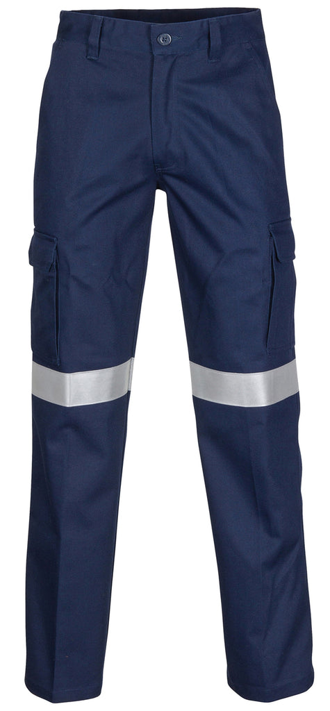 DNC Patron Saint Flame Retardant Cargo Pants with 3M F/R Tape (3419) - Ace Workwear (4412458893446)