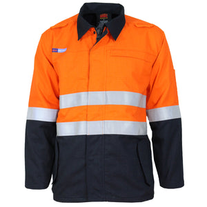 DNC Inherent FR PPE2 2 Tone D/N Jacket (3483) - Ace Workwear