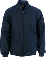 Bluey Jacket with Ribbing Collar & Cuffs (3602) - Ace Workwear