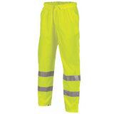 DNC Hi Vis Day & Night Rain Pants (3772) - Ace Workwear