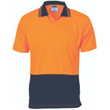 DNC HiVis Two Tone Food Industry Polo Short Sleeve (3903)