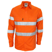 Hi Vis Biomotion Taped Shirt (3977) - Ace Workwear