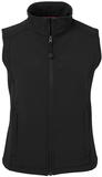 Ladies Layer Soft Shell Vest (3JLV1) - Ace Workwear