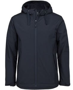 JB's Podium Water Resistant Hooded Softshell Jacket
