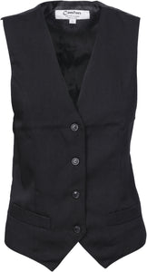 DNC's Ladies Black Waiters Vest
