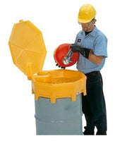 PRATT Global Funnel With Spout And Hinged Cover (499) - Ace Workwear
