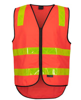 JB's Hi Vis Vic Road Day & Night Safety Vest (6DVRV) - Ace Workwear