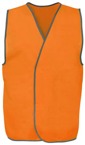 JB's Hi Vis Safety Vest - Ace Workwear