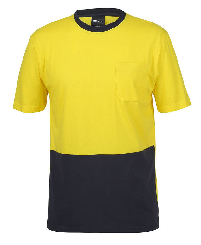 JB's Hi Vis Cotton T-Shirt - Ace Workwear