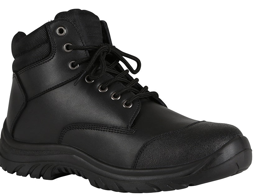 JB's Steeler Zip Lace Up Safety Boot (9F9) - Ace Workwear (4420327997574)