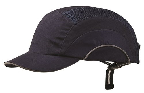 Pro Choice Safety Gear Bump Cap - Short Peak Navy (BCNSP) - Ace Workwear