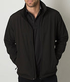 Beseen The Premium Range Soft Shell Jacket Mens - Ace Workwear