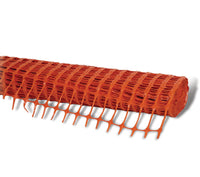 Orange Barrier Mesh Fencing Pack of 3 - Ace Workwear