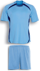 Adults Sports Soccer Uniform Set (CT0759 & CK706) - Ace Workwear
