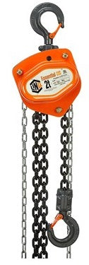 LINQ Chain Block Commercial 2 Tonne Capacity 3m Long (CBC02) - Ace Workwear